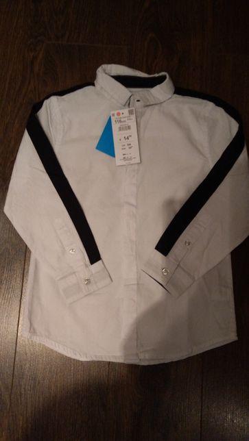 Reserved nowa z metką koszula 116