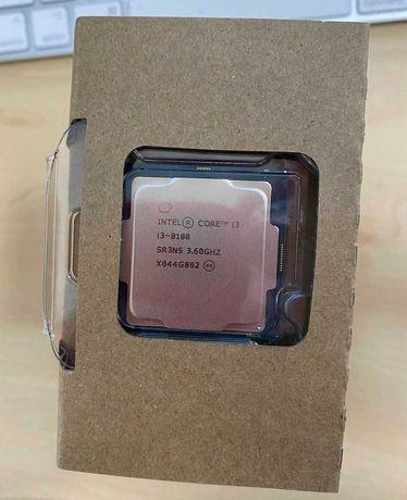 Процессор Intel Core i3 8100 3.6GHz