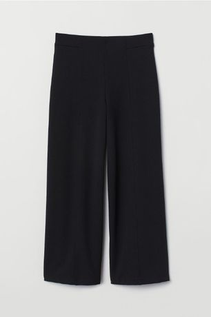 H&M брюки женские широкие