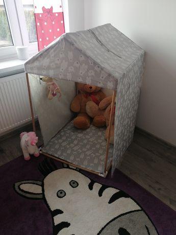 Domek dla dzieci do środka