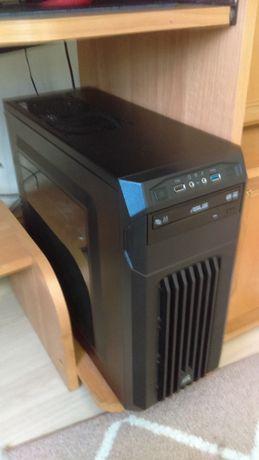 Komputer stacjonarny INTEL I5 9400f 16GB Sapphire RX 580 NITRO+