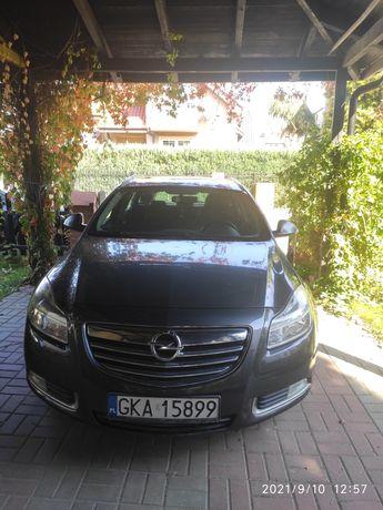 Opel Insignia 2,0 Sports Tourer . Salon Polska . Garażowane