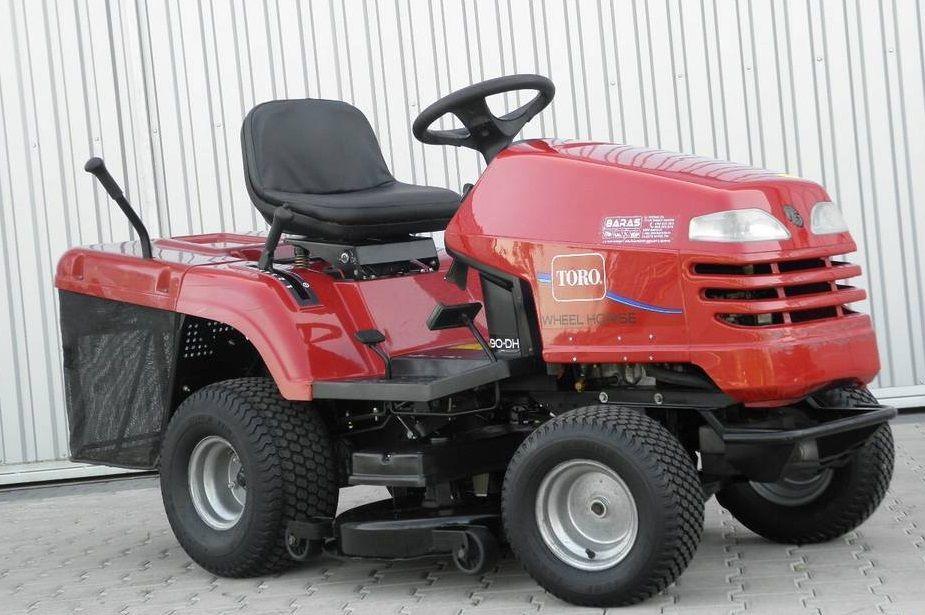 Traktorek Kosiarka TORO 190 HD (210805) - Baras Świnice Warckie - image 1