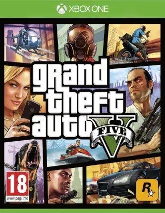 Gta 5 Xbox one wersja cyfrowa