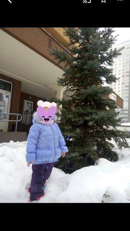 Детская Зимняя курточка, пуховик, комбинезон Snowimage