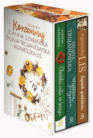 Pakiet książek Świątecznych, książki dla kobiet