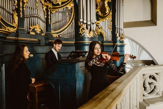 Suerte - wokal, organy, skrzypce na ślub