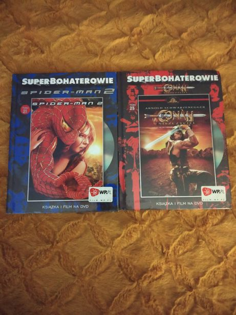 Superbohaterowie DVD