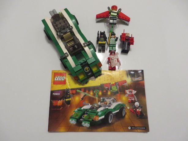 Klocki Lego Batman - 70903 samochód Riddlera
