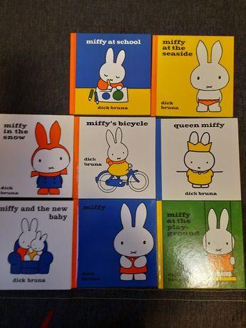 сказки на английском Миффи Miffy