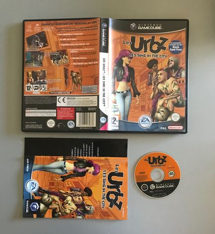 Les urbz - Game cube - completo