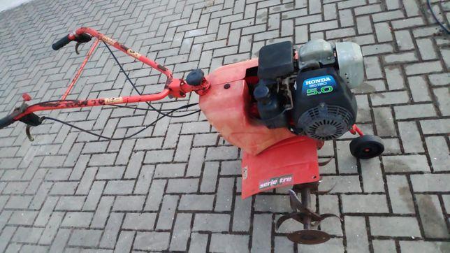 Motocultivador Honda GC 160 5.0 e VIKING VH500 5.5