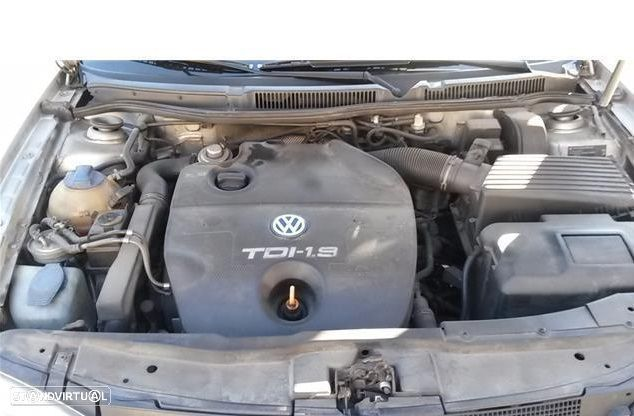 Motor Volkswagen Beetle Bora Golf Polo Caddy 1.9tdi 90cv AGR ALH Caixa de Velocidades Automatica + Motor de Arranque  + Alternador + compressor Arcondicionado + Bomba Direção