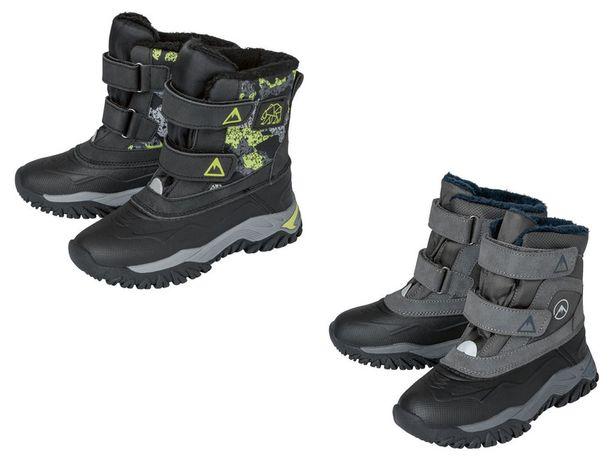 Опт и розница Зимние ботинки сапоги обувь для мальчика, Lupilu Германи