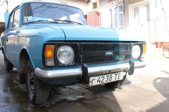 Москвич 412 Ідеал