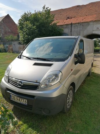 Opel Vivaro 2.0 blaszak 346 tys
