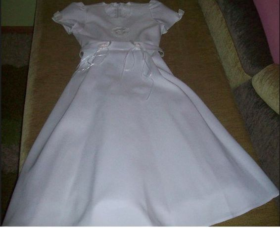 alba/sukienka komunijna