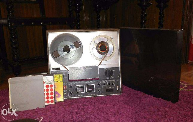 Sony TC-366 Solid State
