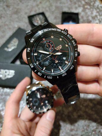 LIGE часы мужские спортивные водонепроницаемые, нержавеющая сталь!!!