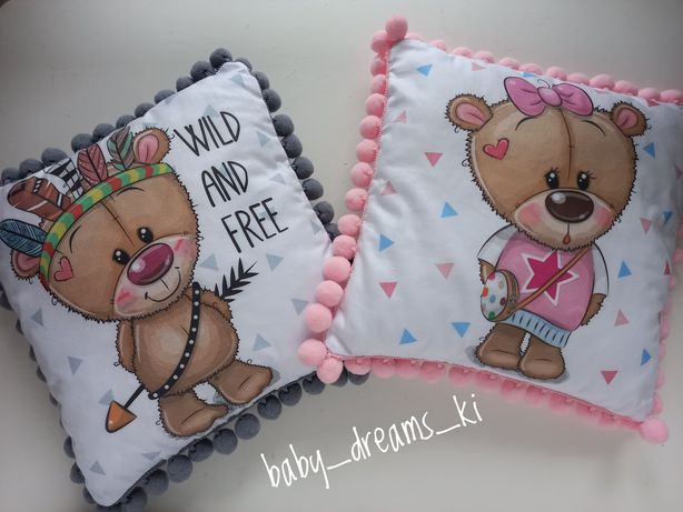 Декоративна подушка декоративная подарок ребёнку подарунок дитині