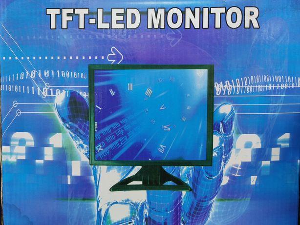 """Професійний TFT led Сенсорний POS terminal монітор монитор 15"""" 1503m"""