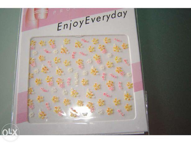 Stickers para unhas
