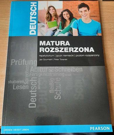 Repetytorium maturalne język niemiecki, poziom rozszerzony + CD