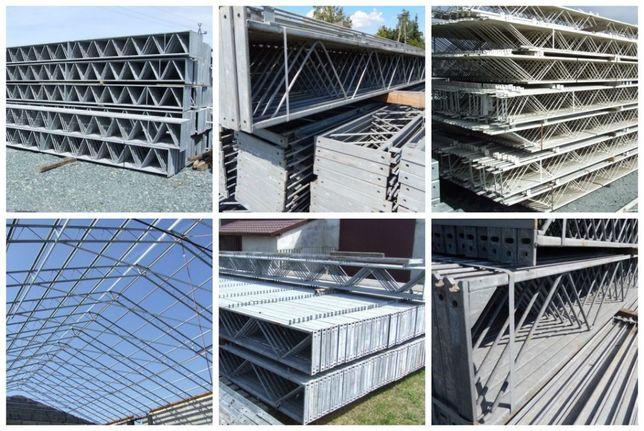 6m Konstrukcja stalowa dachowa kratownica belki dachowe dźwigary