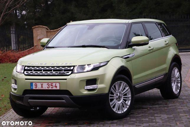 Land Rover Range Rover Evoque Full Opcja Si4 Jedyny Taki W Polsce