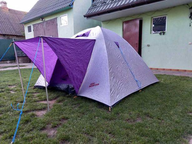 Палатка 3місна з УФ-фільтром з Німеччини