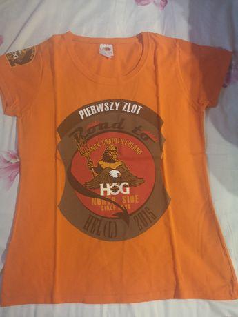 Koszulki, czapka - pamiątka ze zlotów . r Xl i Si M