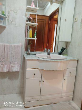 Espelho de casa banho