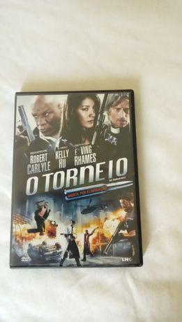"""Filme em DVD """" O Torneio"""" 1€"""