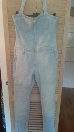 Kombinezon jeans Lee Cooper