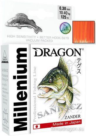 Żyłka Dragon Millenium Sandacz 250m 0.22mm