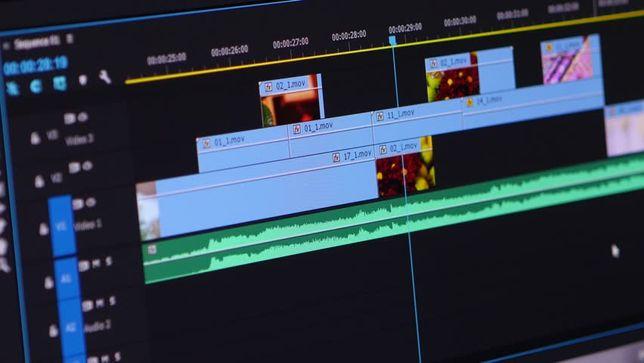 Montaż i edycja filmów