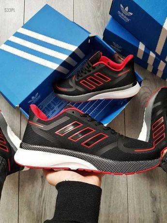 533pl Adidas Black/Red мужские кроссовки адидас кросовки