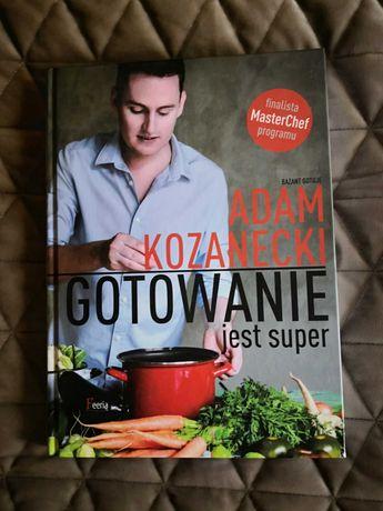 Adam Kozanecki - Gotowanie jest super