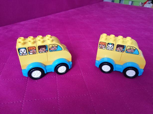 Lego duplo autka