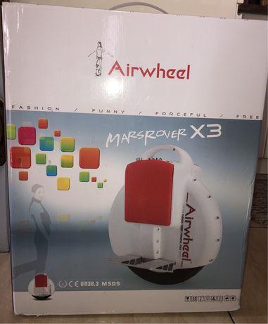 Elektryczne koło Airwheel