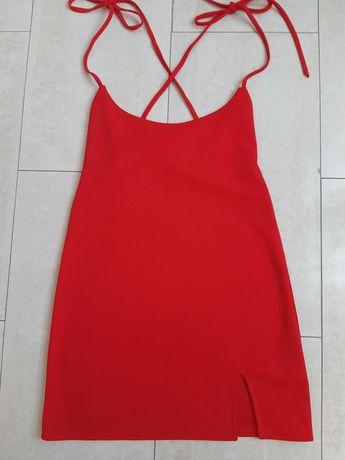 Vestido vermelho Tam.S