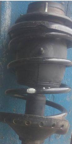 Пневмобаллоны для передних пружин Педжеро Спорт (пневмоподушки )