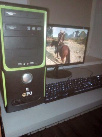 Komputer intel i5 4x3,60Ghz HD7950 8GB RAM SSD 256GB