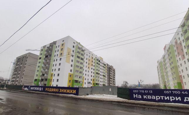 """Двусторонняя 2 комн. квартира 56м2 в ЖК """"Мира 3"""" J"""
