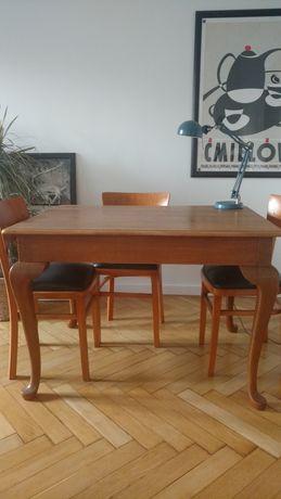 Stół dębowy, vintage, drewno