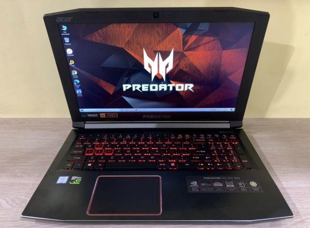 Acer predator Helios 300