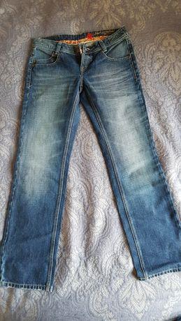 Jeansy dżinsy spodnie Tribeca New York M 29/32 jak nowe