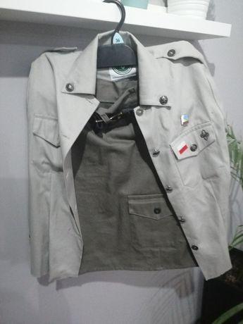 Mundur mundurek zuch harcerz ZHP