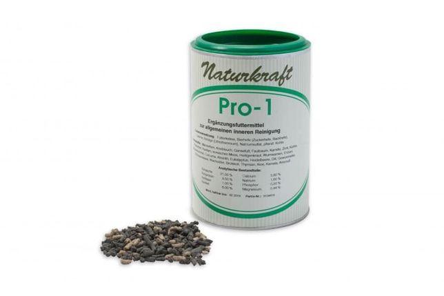 Naturalny preparat/ zioła odrobaczanie dla zwierząt PRO 1 Reico Niemcy