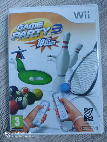 Gra Wii Game Party 3